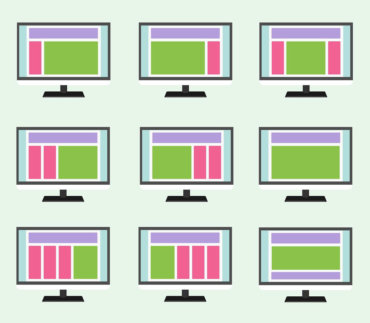 Struktura spletnega mesta