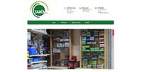 Oglej si opis projekta za izdelavo spletnega mesta trgovini Tarča