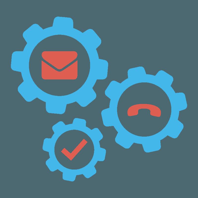 Webless - Slika prikazuje različne funkcije, ki ponadzorijo tehnično pomoč