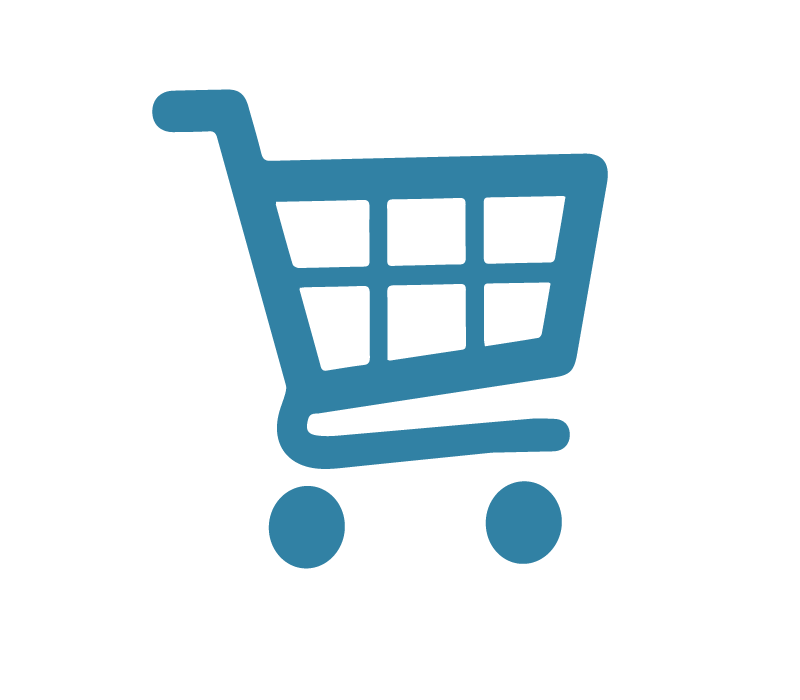 Webless - Slika prikazuje nakupovalni voziček